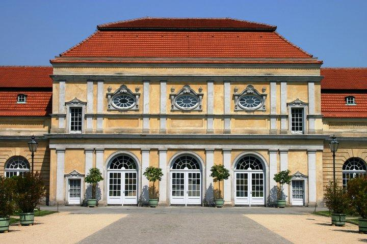 Große Orangerie Schloss Charlottenburg