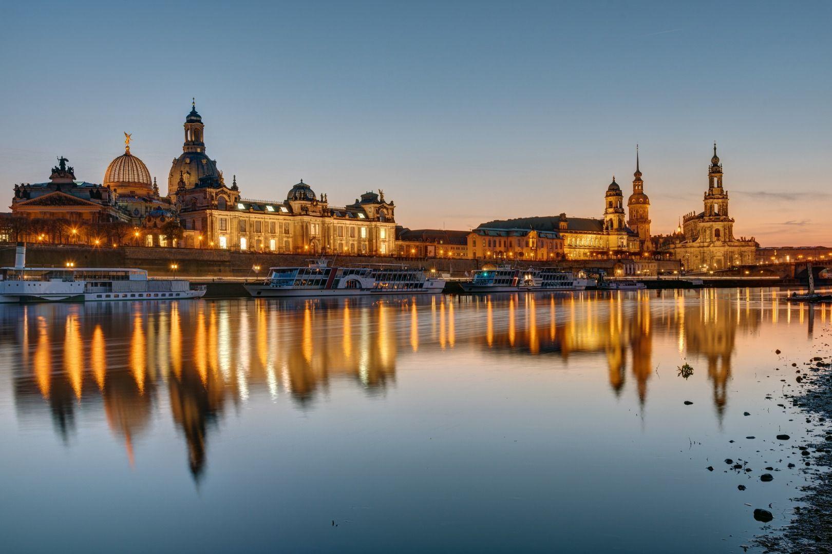 Hochzeitslocations in Dresden