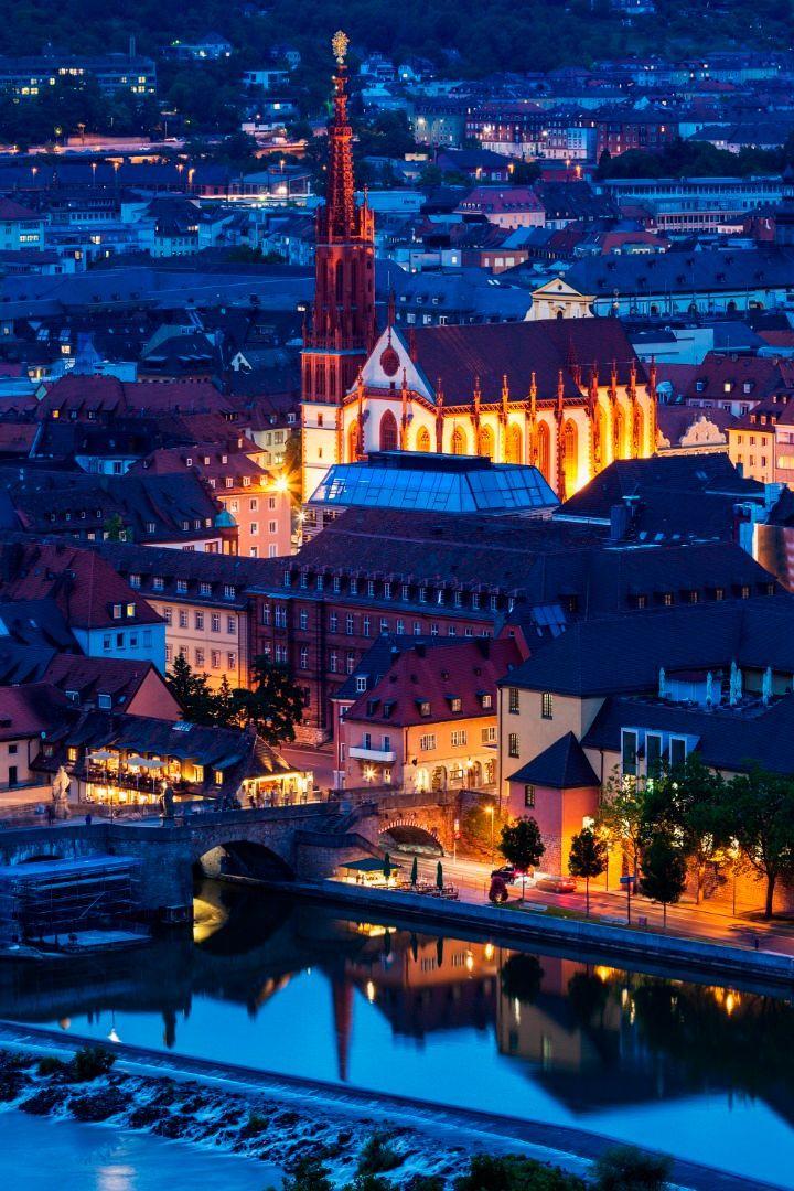 Hochzeitslocations in Würzburg