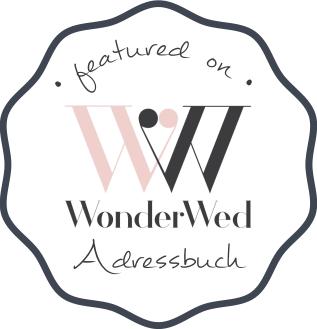 Einladung Hochzeit Blush Andrea Wolf Designs WonderWed